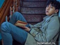 Go Kyung Pyo для Grazia May 2017 Extra