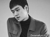 Go Kyung Pyo для The Star December 2016