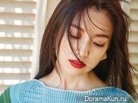 Han Hyo Joo для InStyle July 2017