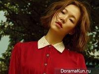 Han Ye Ri для Elle August 2017 Extra