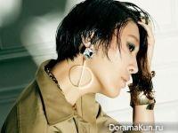 Hong Jin Kyung для Vogue May 2017