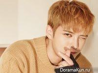Jaejoong (JYJ) для 10+Star August 2017