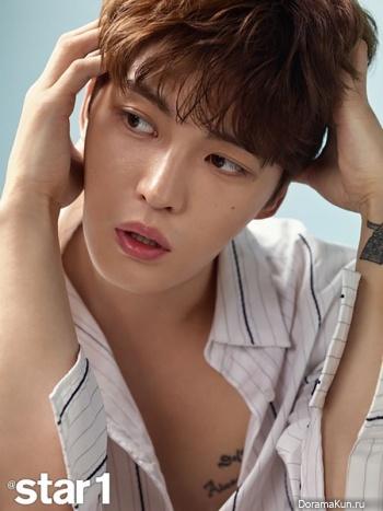 Jaejoong (JYJ) для @Star1 August 2017