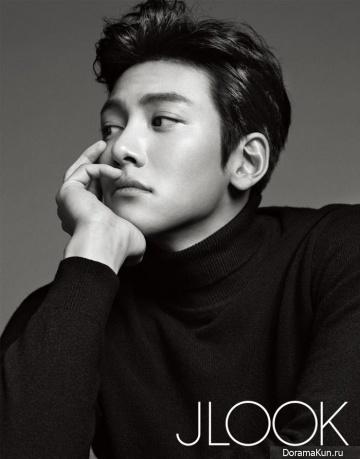 Ji Chang Wook для JLook December 2016