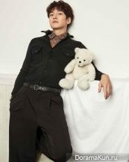 Ji Chang Wook для Marie Claire February 2017