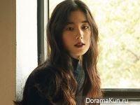 Jung Eun Chae для InStyle September 2017