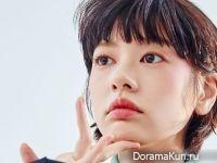 Jung So Min для Singles September 2017
