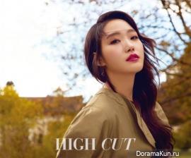 Kim Go Eun для High Cut Vol. 204