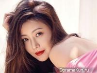 Kim Hee Sun для Elle July 2017