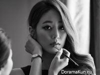 Kim Hyo Jin для Singles August 2017