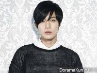 Kim Hyun Joong для KSTYLE 2017
