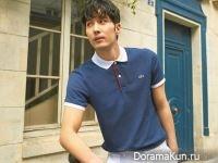 Kim Ji Suk для Grazia July 2017