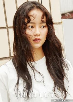Kim So Hyun для High Cut Vol.198