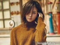Kim So Hyun для Singles September 2017
