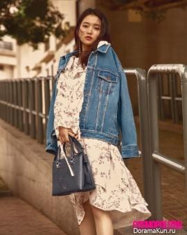 Kim Tae Ri для Cosmopolitan May 2017