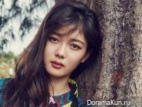 Kim Yoo Jung для Singles December 2016