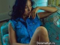 Lee Hyori для Elle March 2017