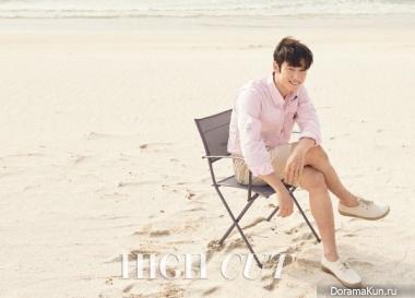 Lee Je Hoon для High Cut Vol. 197