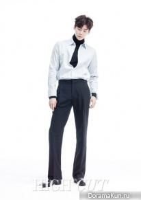 Lee Jong Suk для High Cut Vol. 204