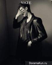 Lee Jong Suk для Vogue September 2017
