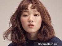 Lee Sung Kyung для Elle February 2017