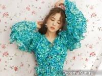 Min Hyo Rin для InStyle April 2017
