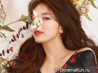 Suzy (Miss A) для Cosmopolitan October 2017
