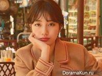 Suzy (Miss A) для Elle September 2017