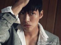 Nam Goong Min для Cosmopolitan September 2017