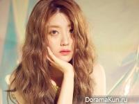 Nam Ji Hyun для The Star August 2017