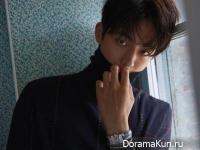 Nam Joo Hyuk для Cosmopolitan September 2017
