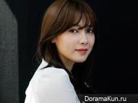 Nam Sang Mi для Woman Sense May 2017