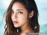 Park Si Yeon для Cosmopolitan December 2016