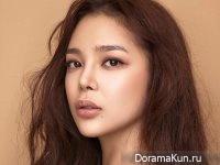 Park Si Yeon для Cosmopolitan November 2016