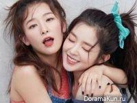 Red Velvet (Irene, Seulgi) для High Cut Vol. 199