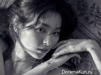 Seulgi (Red Velvet) для Singles May 2017