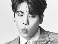 SHINee (Jonghyun) для Esquire May 2017