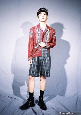 Key (SHINee) для Nylon June 2017