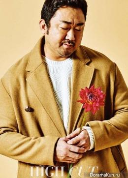 Minho (SHINee), Ma Dong Seok для High Cut Vol. 186