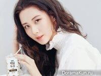 SNSD (Seohyun) для Cosmopolitan June 2017