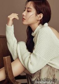 SNSD (Seohyun) для InStyle May 2017