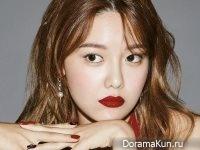 SNSD (Sooyoung) для Grazia November 2016