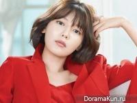 Sooyoung (SNSD) для Vogue September 2017
