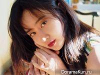 Yuri (SNSD) для Singles June 2017