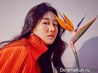 Seo Ye Ji для Marie Claire February 2017