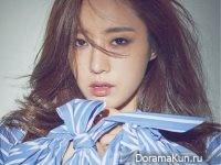 Eunjung (T-Ara) для Dazed July 2017