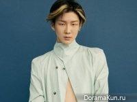 Seunghoon (WINNER) для Singles June 2017