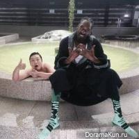 Snoop Dogg и Psy