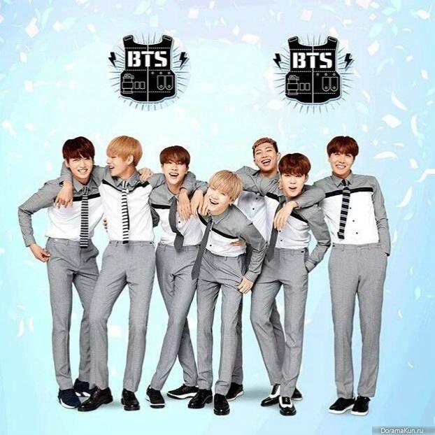 фото корейской группы bts