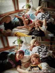 Jungkook, Jimin, J-Hope, Suga